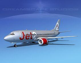 737 3D Models | CGTrader