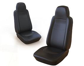 hobby Vehicle Seat 3D print model