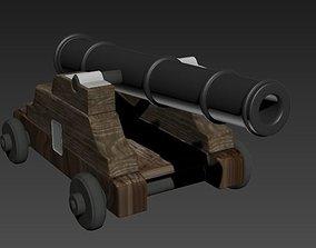 3D asset gunnery