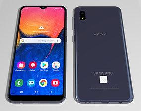 3D Samsung Galaxy A10e Model SM-A102U Smartphone
