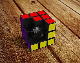 Rubik s cube 68566 3D printable model