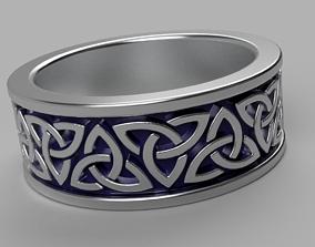 3D print model Celtic Ring 1