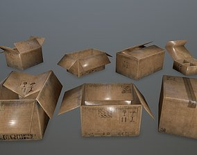 3D asset box set