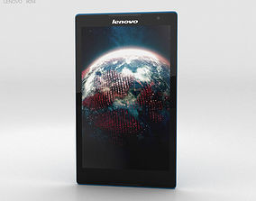 Lenovo Tab S8 Blue 3D