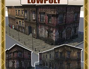 3D Lowpoly City Part A1r