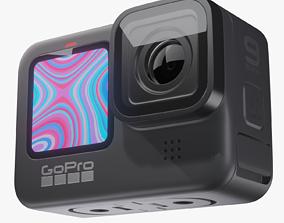 3D model GoPro Hero Nine Black