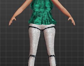 Kathy yoga 8 3D