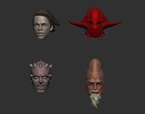 Figure Head custom 3 3D print model
