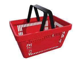 3D model Shopping Basket