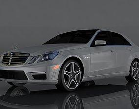 Mercedes-Benz E 63 AMG 3D model