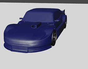 3D print model Chevrolet Chevy 2018