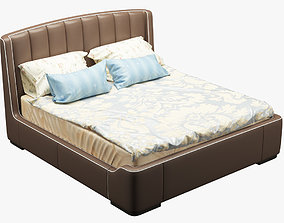 photorealistic 3D Bed 011