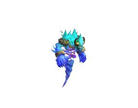 3D model Frost Troll