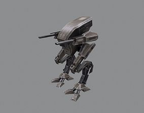 3D asset Mech 1