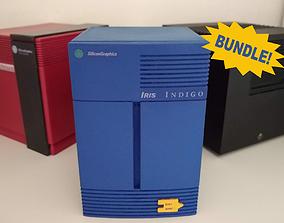Raspberry Pi Cases Bundle 3D printable model