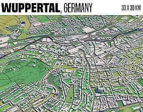 3D model Wuppertal