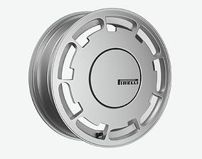 Pirelli Pslot Alloy Wheel 3D hub