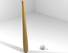 3D model Sport Equipment - Baseball