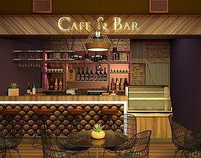 Bar Cafe 3D