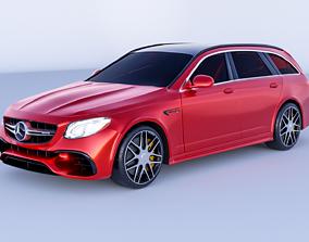 2018 Mercedes-AMG E63 S Wagon 3D model