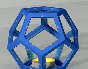 DODECAHEDRON TO ASSEMBLE 3D printable model