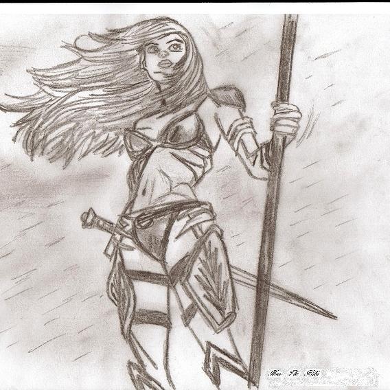 Prerana the warrior