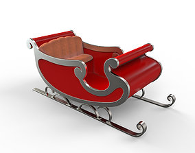 Sleigh new 3D model