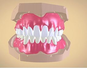 3D printable model Full Dentures With Many Production