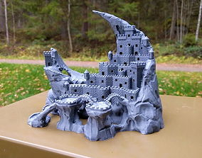 3D print model Fortress of the Crescent