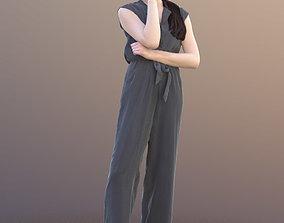 Francine 10359 - Standing Casual Girl 3D model