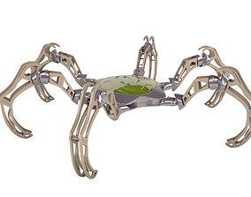 3D model Hexapod re-pare