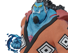 3D printable model One Piece - Jinbei