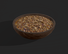 3D model Beans Bowl