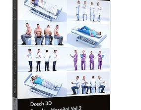 Dosch 3D - People - Hospital Vol 2