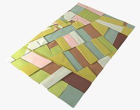 3D Florian Pucher land carpet
