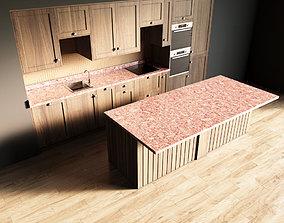 28-Kitchen4 texture 3 3D model