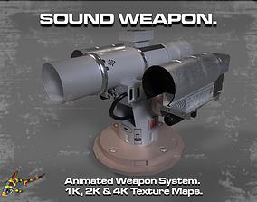 3D SOUND WEAPON