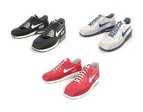Sport Shoes lifestyle 3D model
