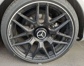 Mercedes E 212 amg replica wheel cap 3D printable model