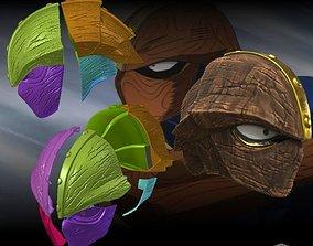 Kamui Woods 3D printable Mask