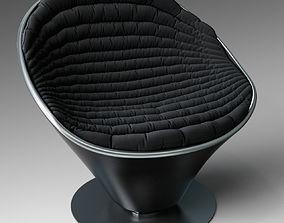 3D FLOW Armchair