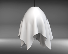 Cloth Lamp STL for 3D printable model
