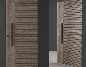 Frameless Door 3D