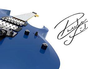3D Cort X6 Electrical Guitar