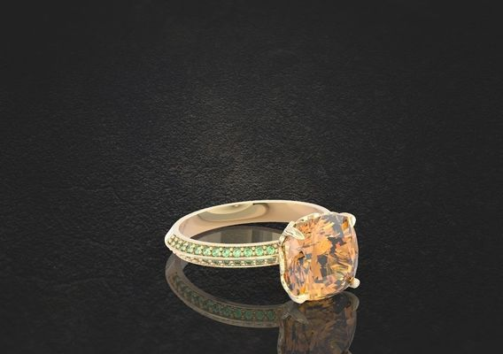 Ring Gems jewel
