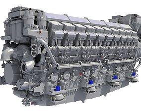 Propulsion Engine - 3D Engines navy