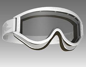 Generic Motocross Goggles 3D