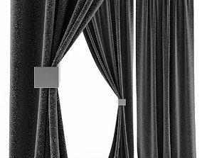 3D model design Curtains