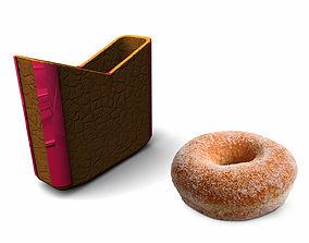 3D print model Donut stand