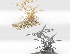 3D printable model Dragonfly printed